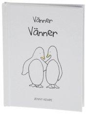 bokomslag Vänner Vänner (Pingviner)