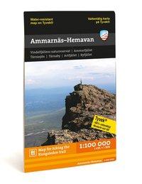 Ammarnäs - Hemavan (1:100 000)