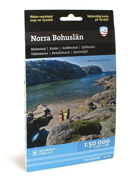 Norra Bohuslän (1:50 000) 1