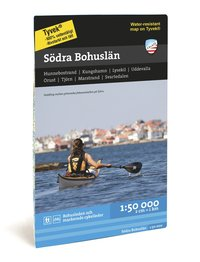 bokomslag Södra Bohuslän (1:50 000)