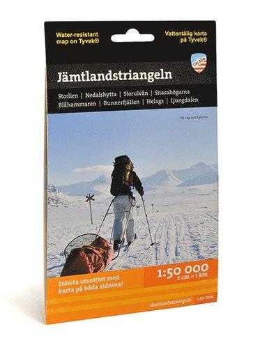 bokomslag Jämtlandstriangeln