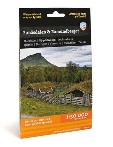 bokomslag Funäsdalen-Ramundberget