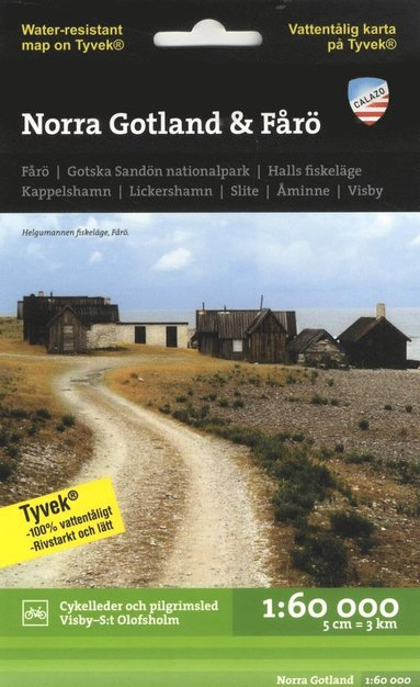 bokomslag Norra Gotland