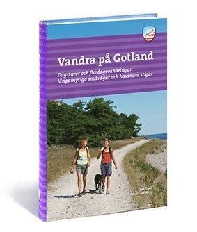 bokomslag Vandra på Gotland