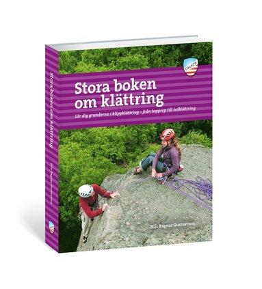 bokomslag Stora boken om klättring 2a uppl
