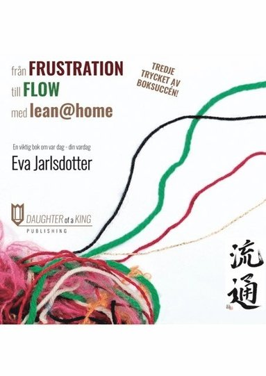 bokomslag Från frustration till flow med lean@home