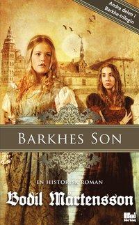 bokomslag Barkhes son : en historisk spänningsroman