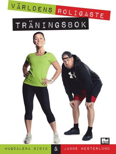 bokomslag Världens roligaste träningsbok