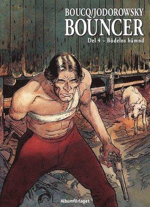 bokomslag Bouncer. D. 4, Bödelns hämnd