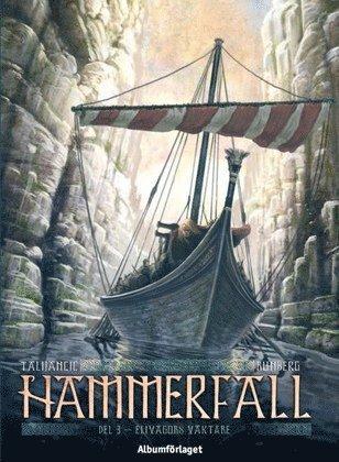 bokomslag Hammerfall 3 - Elivågors väktare