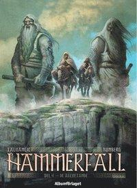 bokomslag Hammerfall 4 - De allvetande