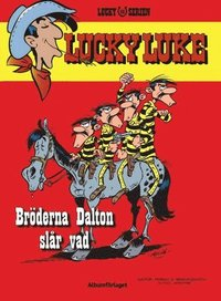 bokomslag Lucky Luke - Bröderna Dalton slår vad