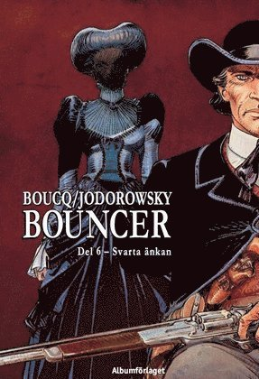bokomslag Bouncer. D. 6, Svarta änkan