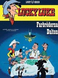 bokomslag Lucky Luke - Farbröderna Dalton