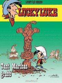 bokomslag Lucky Luke - Tant Marthas grabb