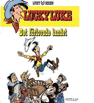 bokomslag Lucky Luke 90 - Det förlovade landet