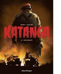 bokomslag Katanga - Diplomati