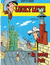 bokomslag Lucky Luke - En cowboy i Paris