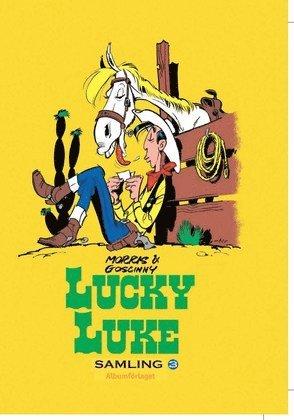 bokomslag Lucky Luke Samling 3