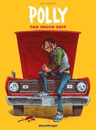 bokomslag Polly - Tar ingen skit