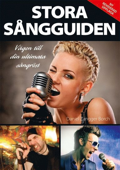 bokomslag Stora sångguiden : vägen till din ultimata sångröst