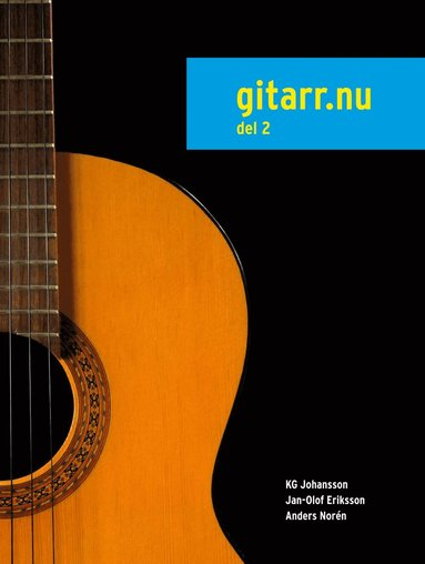 bokomslag Gitarr.nu 2 inkl CD