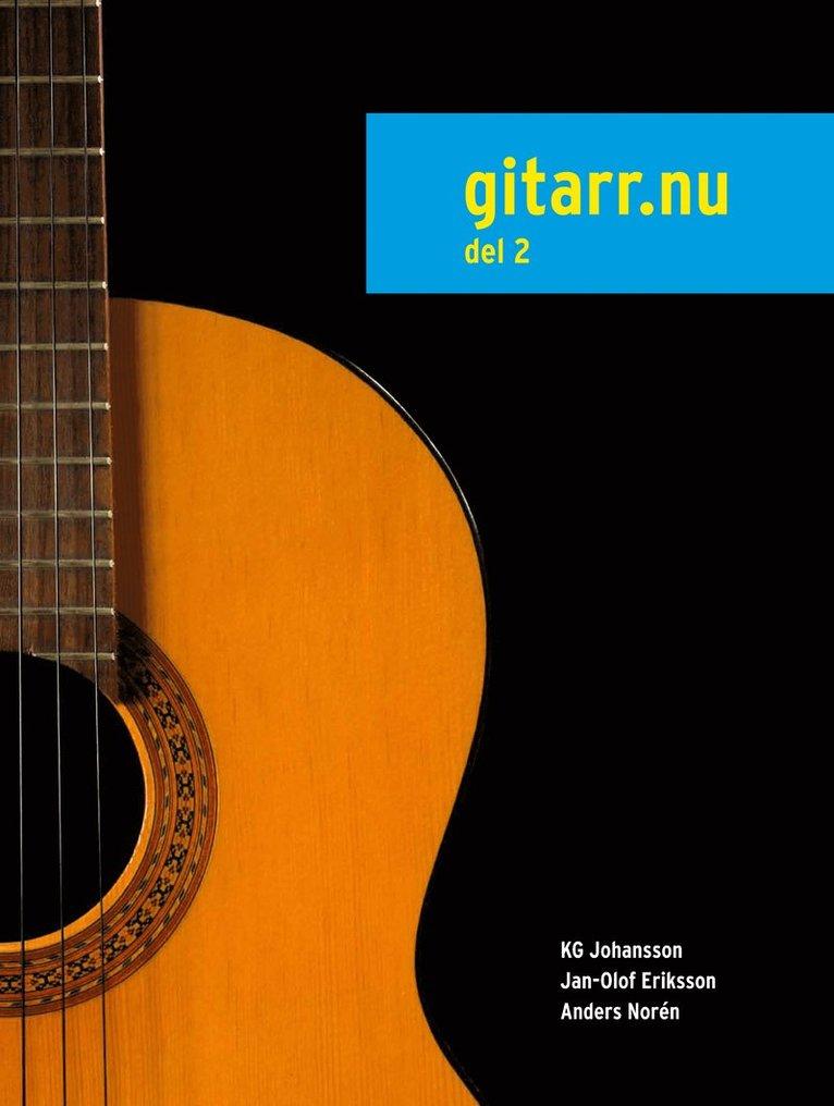 Gitarr.nu 2 inkl CD 1
