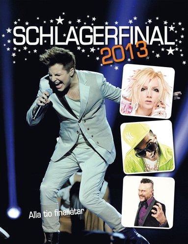 bokomslag Schlagerfinal 2013