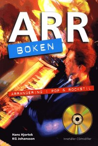 bokomslag Arrboken inkl CD