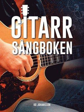bokomslag Gitarrsångboken
