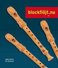 bokomslag Blockflöjt.nu inkl CD
