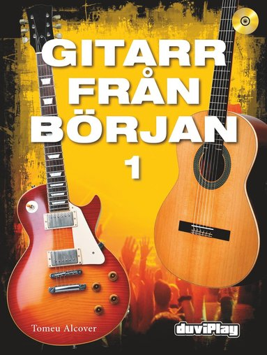 bokomslag Gitarr från början 1 inkl CD
