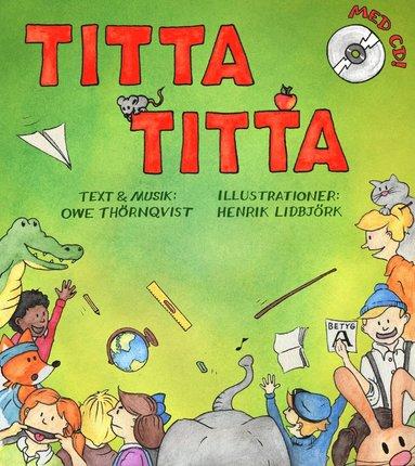 bokomslag Titta Titta inkl CD