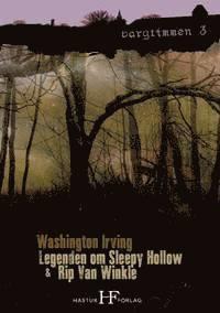 bokomslag Legenden om Sleepy Hollow & Rip Van Winkle
