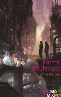 bokomslag Karma Boulevard
