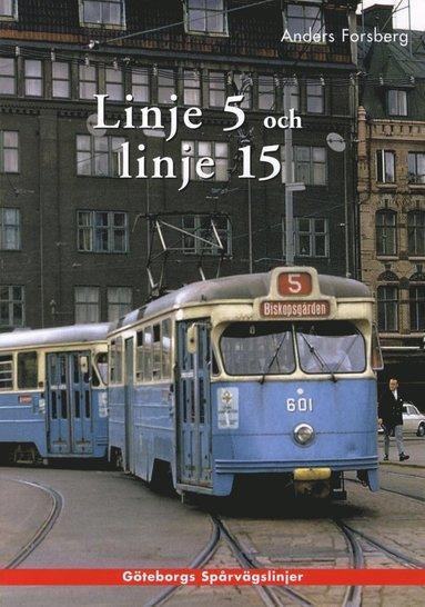 bokomslag Linje 5 och linje 15