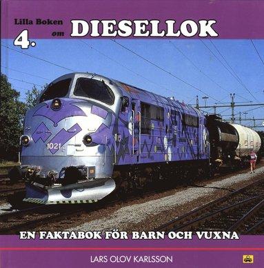 bokomslag Diesellok : en faktabok för barn och vuxna