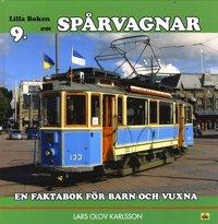 bokomslag Lilla boken om spårvagnar