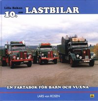 bokomslag Lastbilar : en faktabok för barn och vuxna