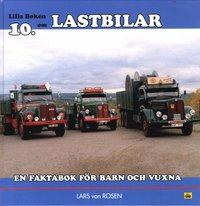 bokomslag Lilla boken om lastbilar : en faktabok för barn och vuxna