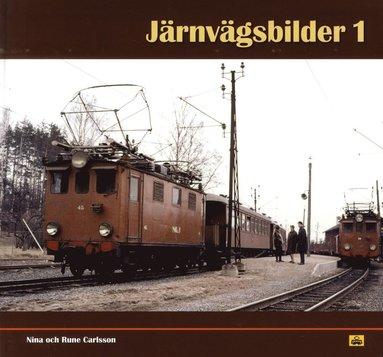 bokomslag Järnvägsbilder 1