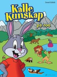 bokomslag Kalle Kunskap på zoo