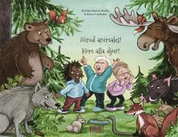 bokomslag Kom alla djur! / ¡Venid animales!