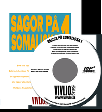 bokomslag Somaliska sagor 1