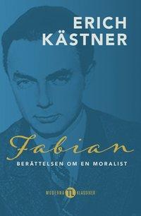 bokomslag Fabian - Berättelsen om en moralist