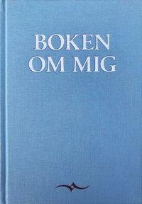 bokomslag Boken om mig