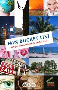 bokomslag Min Bucket List - Allt jag ska göra innan det är för sent