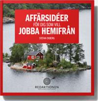 bokomslag Affärsidéer för dig som vill jobba hemifrån