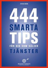 bokomslag 444 smarta tips för dig som säljer tjänster