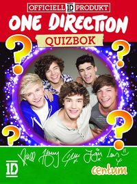 bokomslag One Direction : quizbok
